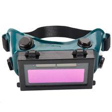 Pro Solar Auto Darkening Welding Mask Helmet Eyes Goggle Tig Arc Welder Glasses