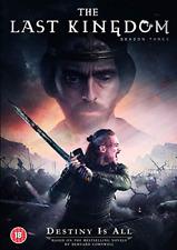 Last Kingdom Season 3 (DVD) [2018], Very Good DVD, Harry McEntire,David Dawson,I