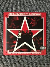Rage Against The Machine Lp Live At The Grand Olympic. V. G  2003