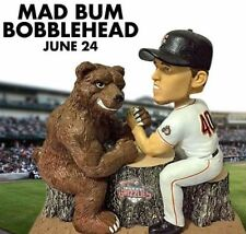 Fresno Grizzlies  Madison Bumgarner Arm Wrestling Bobblehead SGA 6/24/2017