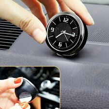 Metal Glossy Car Dashboard Air Vent Clock Time Reminder Accessories for ACURA X1