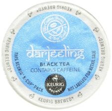 The Coffee Bean and Tea Leaf Darjeeling Black Tea, 96 K-Cups, read descirption