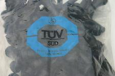 50 x TR414 nouveau tubeless caoutchouc valve roue pneu voiture + caps pas bon marché chinois