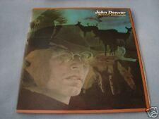 VINTAGE LP ALBUM JOHN DENVER FAREWELL ANDROMEDA