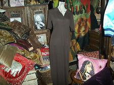 RENE LEZARD Cool Chocolate Dress Size 10