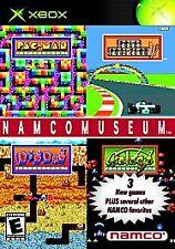 Namco Museum (Original Xbox, 2002)