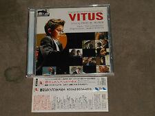 Vitus Soundtrack Japan CD Mario Beretta Teo Gheorghiu