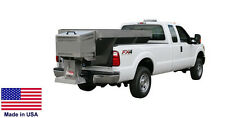 SPREADER Commercial - Salt & Sand  Truck Bed Mounted - Stainless Steel - 2.1 CY