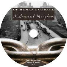 Of Human Bondage, Classic Life Audiobook by W Somerset Maugham on 31 Audio CDs