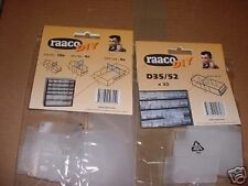 RAACO DRAW DIVIDERS FOR THE 30/44/45/50 RAACO CABINETS Please state which pack