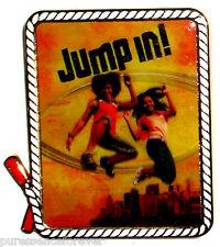 WDW/DLR Disney Channel Original Movie Jump In! Pin