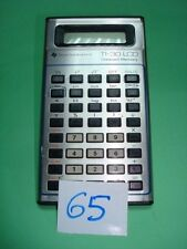 CALCULADORA - CALCULATOR. TEXAS INSTRUMENTS TI-30 LCD.  COD$*65 -