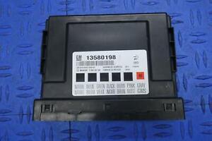 2010 - 2012 CADILLAC SRX OEM BCM BODY CONTROL MODULE (LH DASH) 13580198