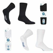 Acrylic Patternless Multipack Socks for Men