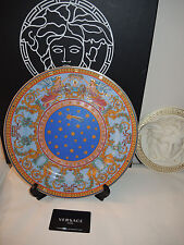 """VERSACE Christmas WALL PLATE  1997 LIMITED ROSENTHAL 12"""" SALE ret $500"""