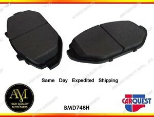 *Front disc Brake Pads ceramic 748H for Mercury,Lincoln,1988-2002