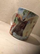 Super Cute Kitten And Puppy Mug