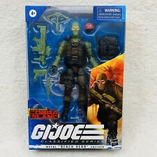 GI Joe Classified Wayne Beach Head Sneeden Cobra Island Figure Target Exclusive