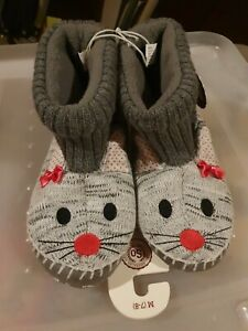 SO Slipper Boot Bunny New with Tags $30