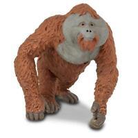 Male Orangutan Wildlife Figure NEW Toys Animals Collect Educational Figures
