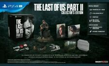 The Last of us Part 2 COLLECTOR'S EDITION PS4