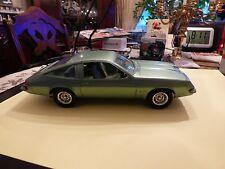 1978 Chevrolet monza 78 NO Box Dealer Promo LIME GREEN  DISPLAY PIECE