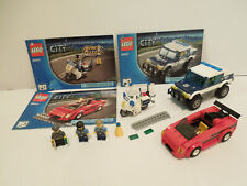 LEGO City High Speed Chase (60007) - 100% COMPLETE w/ manual (retired)