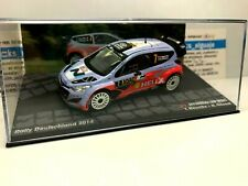 IXO EAGLEMOSS 1/43 HYUNDAI I20 WRC T.NEUVILLE N.GILSOUL RALLY DEUTSCHLAND 2014