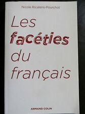 Linguistique : Les facéties du français, 2012 (2108)