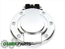 2009-2018 Dodge Ram Chrome Fuel Filler Gas Door OEM NEW MOPAR GENUINE PART