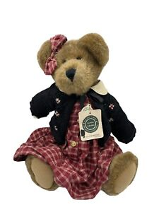 """Vintage Boyds Bears Lisa T Bearringer Retired 17"""" The Archive Collection #911950"""