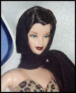 2001 Rare Paris Convention Brunette Barbie NRFB LIMITED to 1100