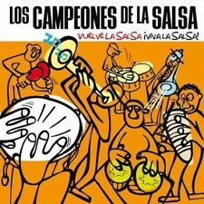 LOS CAMPEONES DE LA SALSA - VUELVE LA SALSA... VIVA LA SALSA JEWEL [CD]