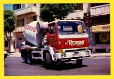 Malta Transport Photo ~ Tar-Robba Ltd IAC553: Leyland 180 Cement Mixer - 1996