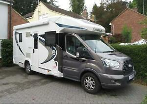 Chausson Welcome 630 With Drop Down Single Beds For Sale