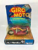 GIRO MOTO POLISTIL vintage MOTORCYCLE policar auto mistery action '80 1980