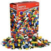 1000 Piece Building Bricks Blocks Compatible Construction Creative Toy Set Game