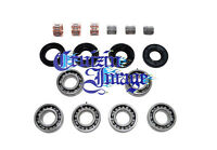 72-77 SUZUKI GT380 CRANKSHAFT REBUILD KITS OIL SEALS BEARINGS CI-GT380CSRKT