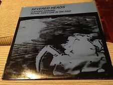 """SEVERED HEADS - CLIFFOR DARLING 12"""" LP DOUBLE PACK UK INK - SYNTH POP"""