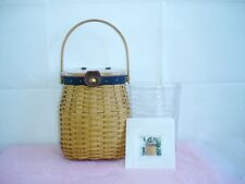 Longaberger Collectors Club Charter Member Five-Year Anniversary Basket