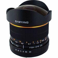 Samyang 8 mm f/3.5 Fisheye CS √ Canon Kamera Objektiv Camera Zoom Lens Fish EYE