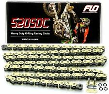 Dirt Bike Chain O-Ring Heavy Duty Gold Motocross Oring 520 120 Flo Motorsports