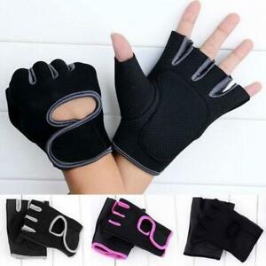 Fitness Gloves Men Women Ladies Weight Lifting Bodybuilding Training Workout Goo