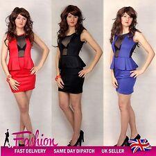 Unbranded Work Mini Sleeveless Dresses for Women