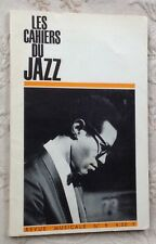 1963 LES CAHIERS DU JAZZ revue RAVI SHANKAR BUD POWELL MAX ROACH DUKE COLTRANE