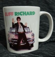 CLIFF RICHARD - 11OZ MUG - A GREAT NEW YEARS GIFT FOR ANY FAN OR ANY TIME