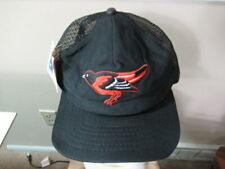 VINTAGE 80s NWT Baltimore Orioles Snapback Hat Cap New Era Baseball Small/Medium