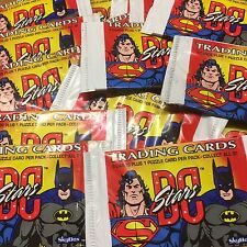 50 Packs DC STARS by Skybox Trading Cards 1994 Justice League Batman Superman