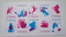 NVPH NR. 2371 - 2380  POSTFRIS DECEMBERZEGELS 2005