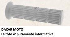 184160560 RMS Par de perillas gris PIAGGIO50VESPA 50-1251967 1968 1969
